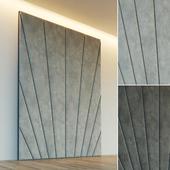 Декоративная стена. Мягкая панель. 10