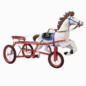 детский велосипед,лошадка