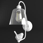 Sconce Arte Lamp Passero A4289AP-1WH