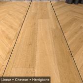 Parquet Floor Set 25