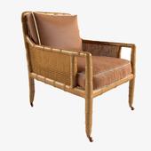 Кресло из бамбука regency