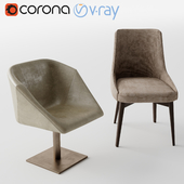 Henge Hexagon Chair & Is A Chair
