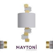 Бра Maytoni Valencia H601WL-01BS