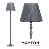 Торшер Maytoni Monsoon ARM154-FL-01-S