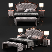 Bed VANITY DV Home collection