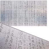 perforated metal panel N16