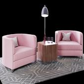 Langston OFS chair set