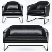 Patrick Jouin Lou Chair and Sofa