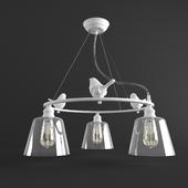 Chandelier Arte Lamp Passero A4289LM-3WH