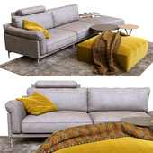 Cadorna sofa from Nicoline