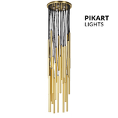 Lamp, art. 4870. 27 pipes from Pikartlights