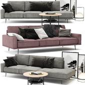 BoConcept Carlton Sofa A
