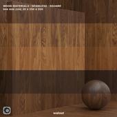 Материал дерево / шпон (бесшовный) - set 46