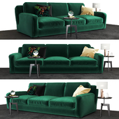 Sofa Hector from Meridiani