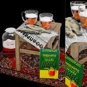 beer set ussr