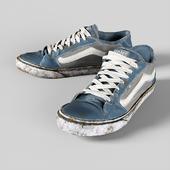 Vans grunge shoes