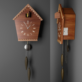 Back to the USSR - cuckoo clock