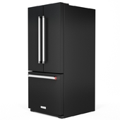 French 3-Door Refrigerator