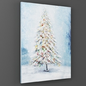 Enchanted Tree Canvas Art Print
