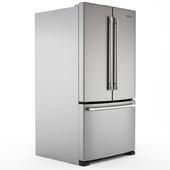 25.2-cu ft French Door Refrigerator
