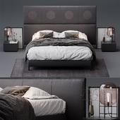 Lucrezia - Erik B & B Italia Maxalto Bed
