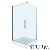 Shower enclosure STURM Erika New