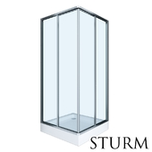 Shower enclosure STURM Inspiration
