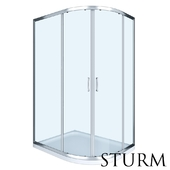 Shower enclosure STURM Jump