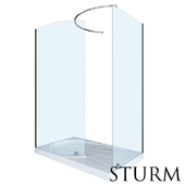Shower enclosure STURM Klima