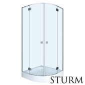 Shower enclosure STURM Luna New
