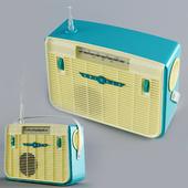 Spidola VEF1 Radio