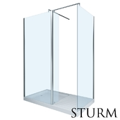 Shower enclosure STURM Raum