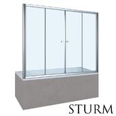 Shutter for bath STURM Regen