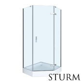 Shower enclosure STURM Star New