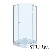 Shower enclosure STURM Venera