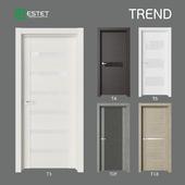 OM Doors ESTET: TREND Collection