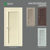 OM Doors ESTET: a collection of BLINDS DOORS