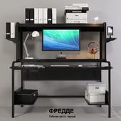 IKEA Fredde Workstation