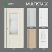 OM Doors ESTET: collection MULTISTAGE