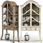 Dauphine Antique Cabinet