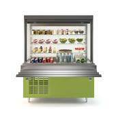 Refrigerated showcase Oasis