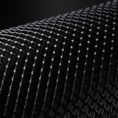 texture black grids set