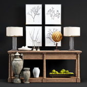 Restoration Hardware Decorative Kit