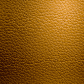 Closeup of natural green leather texture