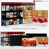 Sony TV set XF85 (5pcs.)