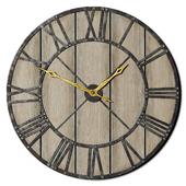 Decorative Rustic Wall Clock