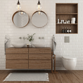 Furniture and decor for the bathroom