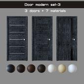 Door modern set-3