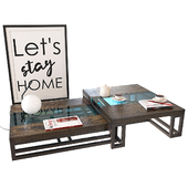 Coffee table Loft 02