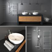 Furniture bathroom modern